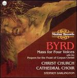 Byrd: Mass for 4 voices