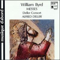Byrd: Messes - Alfred Deller (counter tenor); Deller Consort; Honor Sheppard (soprano); John Buttrey (tenor); Maurice Bevan (baritone);...
