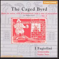 Byrd: The Caged Bird - Anna Crookes (soprano); Carys-Anne Lane (soprano); Concordia Orchestra; Hugh Wilson (tenor); Hugh Wilson (trombone);...