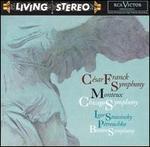 César Franck: Symphony in D Minor; Igor Stravinsky; Pétrouchka