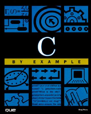 C by Example - Perry, Greg M