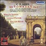 C.F. Abel: Six Sonatas, Op. 2