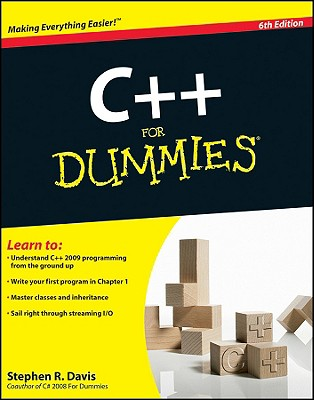 C++ for Dummies - Davis, Stephen Randy