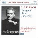 C.P.E. Bach: Complete Flute Concertos