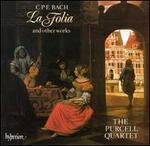 C.P.E. Bach: La Folia and other works