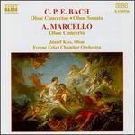 C.P.E. Bach: Oboe Concertos, Oboe Sonata; A. Marcello: Oboe Concerto