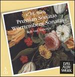 C.P.E. Bach: Prussian Sonatas; Württemberg Sonatas