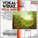C.P.E. Bach: Vocal Music, Vol. 14
