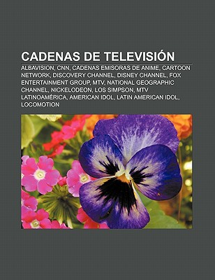 Cadenas De Television Albavision Cnn Cadenas Emisoras De Anime