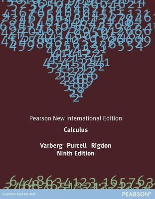 Calculus - Varberg, Dale, and Purcell, Edwin J., and Rigdon, Steve E.