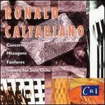 Caltabiano: Concertini; Sonata