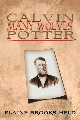 Calvin Many Wolves Potter - Held, Elaine Brooks