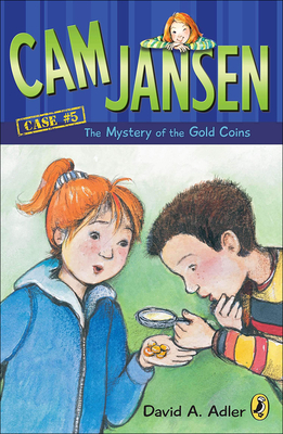 CAM Jansen and the Mystery of the Gold Coins - Adler, David A
