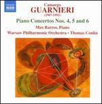 Camargo Guarnieri: Piano Concertos Nos. 4, 5 & 6