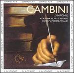 Cambini: Sinfonie
