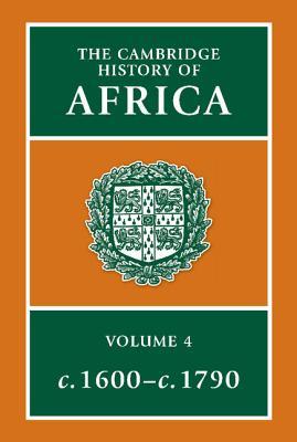 cambridge history of africa volume 4 pdf