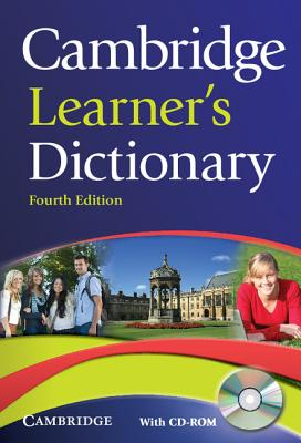 Cambridge Learner's Dictionary with CD-ROM - IDM (Software written by)