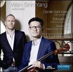 Camille Saint-Saëns: Cello Concerto No. 1; Édouard Lalo: Cello Concerto in D minor