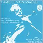Camille Saint-Saëns: The Swan; The Cello Sonatas; Allegro appassionato