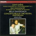 Camille Saint-Sa?ns: Piano Concerto No. 2; Sergei Rachmaninoff: Rhapsody on a Theme of Paganini