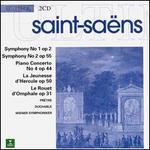 Camille Saint-Sa?ns: Symphonies Nos. 1 & 2; Piano Concerto No. 4; La Jeunesse d'Hercule; Le Rouet d'Omphale