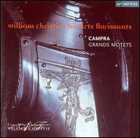 Campra: Grands Motets - Andrew Foster-Williams (bass); Arnaud Marzorati (bass); Bruno Renhold (haute contre vocal); Jaël Azzaretti (soprano);...