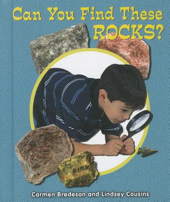 Can You Find These Rocks? - Bredeson, Carmen