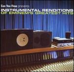 Can You Flow? Instrumental Renditions of Eminem's Greatest Hits