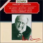Cannon: Quartet/Quintet/Sextet