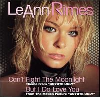 Can't Fight the Moonlight [US CD5/Cassette] - LeAnn Rimes