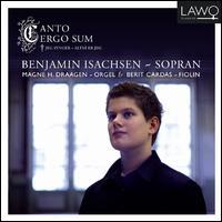 Canto Ergo Sum - Benjamin Isachsen (treble); Berit Cardas (violin); Magne H. Draagen (organ)