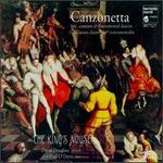 Canzonetta: 16c. Canzoni & Instrumental Dances - David Douglass (viola da gamba); Ellen Hargis (soprano); Emily Walhout (bass viol); Jane Starkman (viola);...
