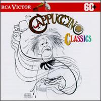 Cappuccino Classics - Arthur Rubinstein (piano); English Chamber Orchestra (chamber ensemble); James Galway (flute); Lucerne Festival Strings;...