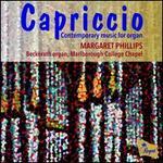 Capriccio: Contemporary music for organ