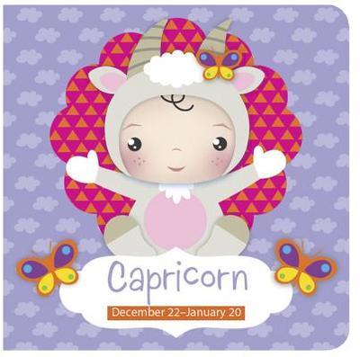 Capricorn: December 22-January 20 - Takken, Sylvia (Illustrator)