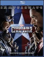 Captain America: Civil War [Blu-ray] - Anthony Russo; Joe Russo