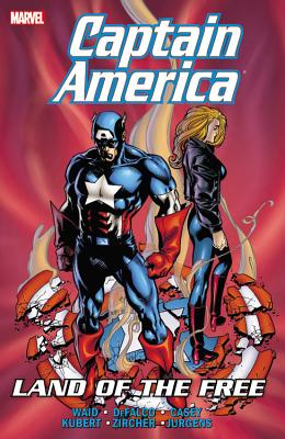 Captain America: Land of the Free - Waid, Mark (Text by), and Rosemann, Bill (Text by), and Casey, Joe (Text by)