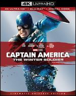 Captain America: The Winter Soldier - Anthony Russo; Joe Russo