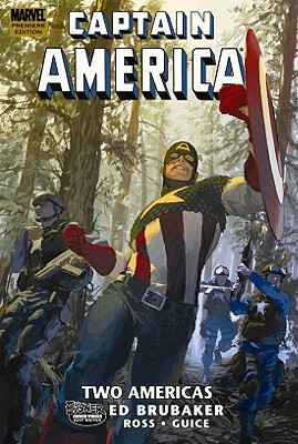 Captain America: Two Americas - Brubaker, Ed (Text by)