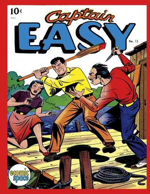 Captain Easy #15 - Publications, Better, and Escamilla, Israel (Editor)