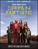 Captain Fantastic [Includes Digital Copy] [Blu-ray] - Matt Ross