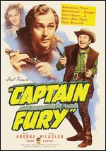 Captain Fury - Hal Roach