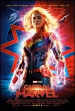 Captain Marvel [Includes Digital Copy] [4K Ultra HD Blu-ray/Blu-ray]