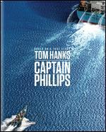 Captain Phillips [Steelbook] [Blu-ray]