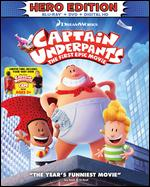 Captain Underpants: The First Epic Movie [Child's Cape Included] [Blu-ray] - David Soren; Mark Caballero; Seamus Walsh