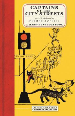 Captains of the City Streets: A Story of the Cat Club -