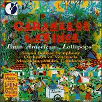Caramelos Latinos - Simón Bolívar Symphony Orchestra of Venezuela; Maximiano Valdes (conductor)