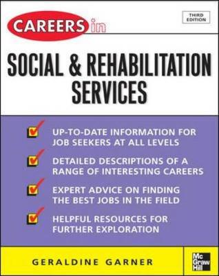 Careers in Social & Rehabilitation Services - Garner, Geraldine