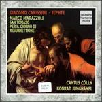 Carissimi/Marazzoli: R�mische Oratorien