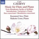 Carl Czerny: Music for Flute and Piano